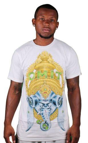Omit Elephant Icon T-Shirt Chris Cole Skateboarding