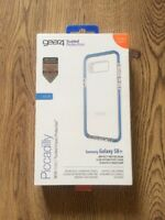 Genuine Gear 4 Samsung S8 Plus Piccadilly Blue Case D30 Protection