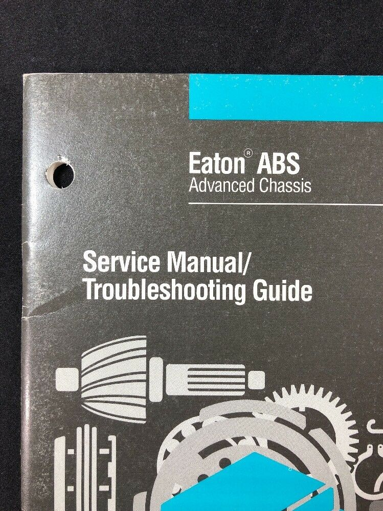 Eaton ABS Service Manual Troubleshooting Guide Brsm 0110 June 1998