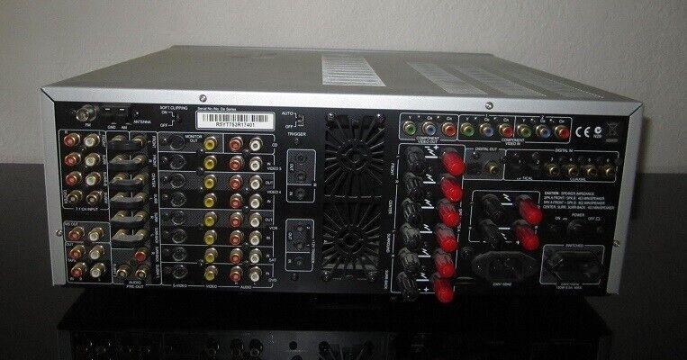 NAD, T 753, 7.1 kanaler