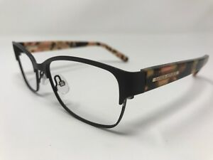 a8fce54cc0c Banana Republic Eyeglasses BEA JHN Black Tortoise 51-16-130mm Full ...