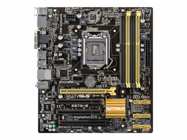 ASRock Q87M vPro/ASM Intel LAN 64x