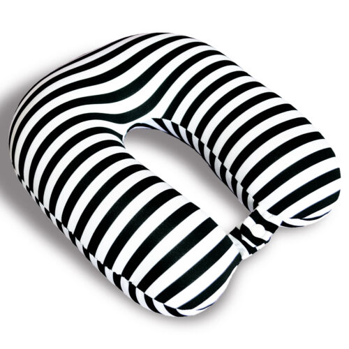 Microbeads U Shaped Travel Pillow Head Neck Support Cushion Best Christmas Gift