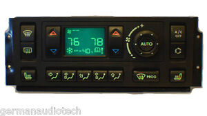 RANGE-ROVER-P38-CLIMATE-CONTROL-AC-HEATER-1995-1996-1997-1998-1999-2002-2001-02