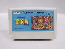 NES -- Takahashi Meijin no bouken Jima -- Famicom. Japan game. Work fully. 10337