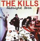Kills Midnight Boom LP 12 Track Reissue With Download Code European Domino 2008