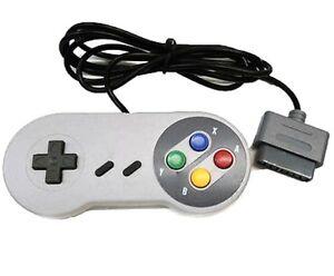 Manette-pour-SNES-Super-Nintendo-amp-Super-Famicom-replacement-game-controller