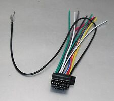 item 2 aps sony 16-pin harness for new radio 2013 2012 stereo power plug cdx -gt270mp -aps sony 16-pin harness for new radio 2013 2012 stereo power plug  cdx-