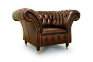 Chesterfield-Design-Sofa-Chair-Couch-Leather-Luxury-Textile-Couch-1-Seat-210
