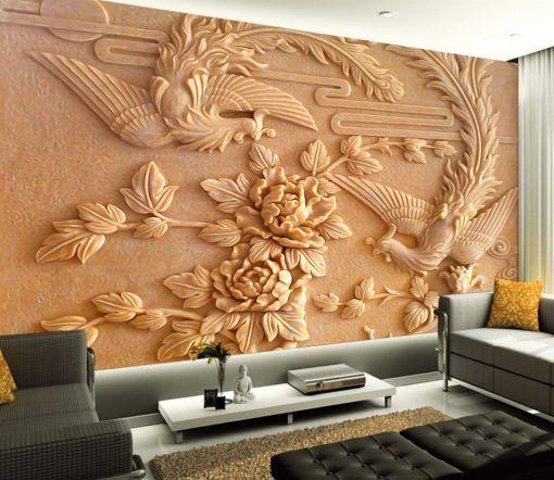 3D Einzigartige Phoenix 78 Fototapeten Wandbild Fototapete BildTapete Familie DE