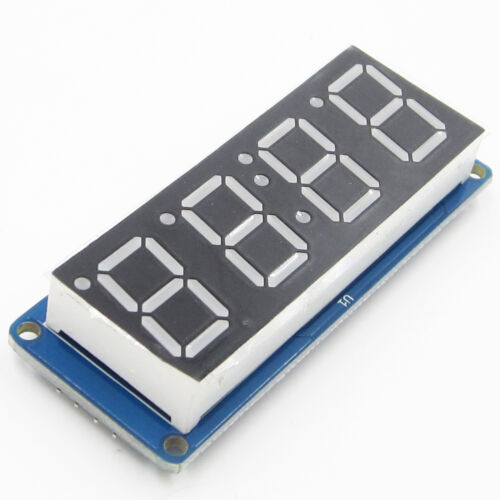 """D4056A Module with Time Clock BAF 0.56/"""" LED 4-Digit Tube Display"""