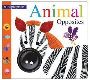 Animal-Opposites-Alphaprints-by-Priddy-Roger-ExLibrary