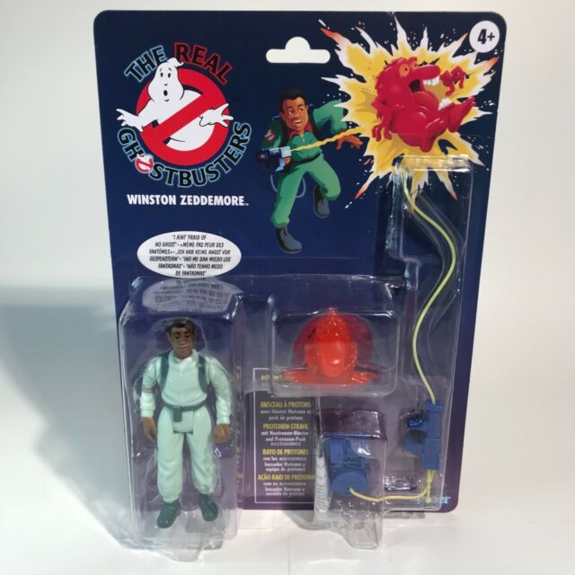 Kenner 2020 Real Ghost Busters Action Figure Winston