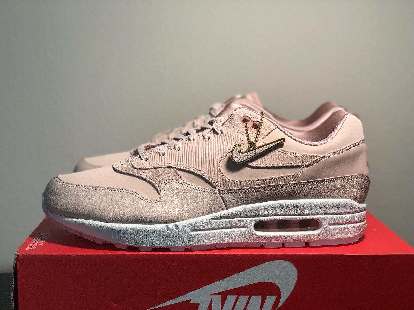 Nike air max 1 donna ridotta (dimensioni wmn '12 - Uomo è 454746-206 scorte morte)