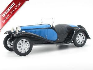 Bugatti Type 55 Ouverte 1932 Pantheon 1/18 Exclusivité Bobolide.com Pantheon001b