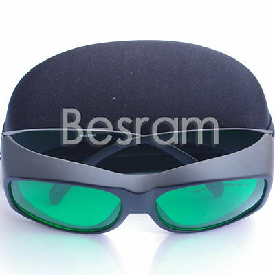 UV Red Laser Protective Goggles Glasses CE355nm-405nm-450nm-470nm 650nm-760nm