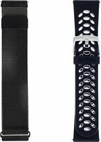 2-Pack WITHit Watch Strap for Fitbit Versa and Versa 2