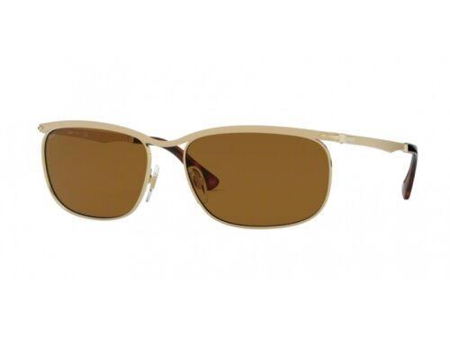 Occhiali da Sole Persol Autentici PO2458S  107633 oro marrone