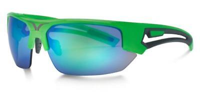 Intellective Occhiali Kayak Boost Green Multilaser Blu Lens Cycling Clothing