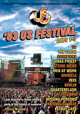 US FESTIVAL New Sealed 2017 LIVE CONCERT PERFORMANCES DVD