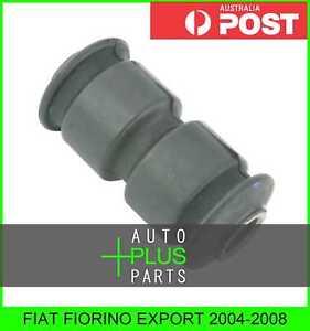 Fits FIAT FIORINO EXPORT Arm Bushing Rear Spring
