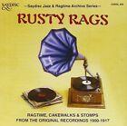 Rusty Rags: Ragtime Cakewalks & Stomps by Various Artists (CD, Jan-2008, Saydisc)