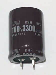 3300uF-100V-105C-ELECTROLYTIC-CAPACITORS-PACK-OF-1