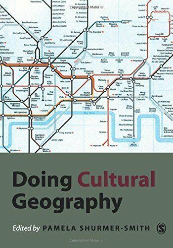 Doing Cultural Geography Taschenbuch
