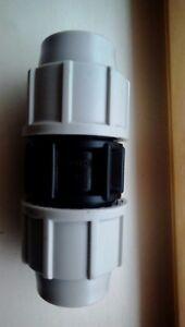 PLASSON 25mm Coupling 7010