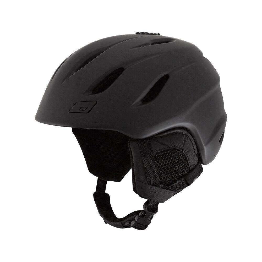 Giro Timberwolf Winter Fahrrad Helm black 2019