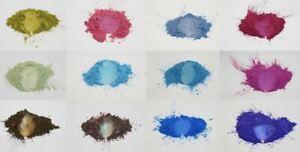 WATER Clear resina epossidica pigmento in polvere MIX 25g a 1kg resina per DYE ART TOP