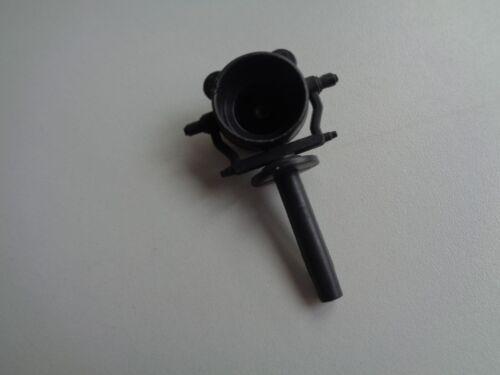 Gi Joe part TACTICAL BATTLE PLATFORM 1985 ROCKET MISSILE ANTENNA LADDER RACK GUN
