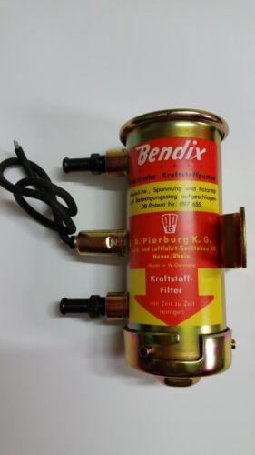 Porsche 356, Carrera 2, Maserati, 550 Bendix style fuel pump
