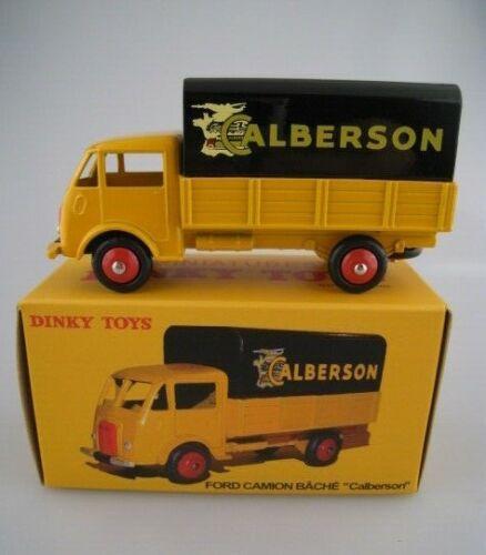 Ford disociada B.E calberson Dinky Toys 25 JJ nuevo embalaje original