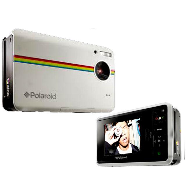 Polaroid Z2300 Instant Print Digital Camera - White  **FEDEX DELIVERY**