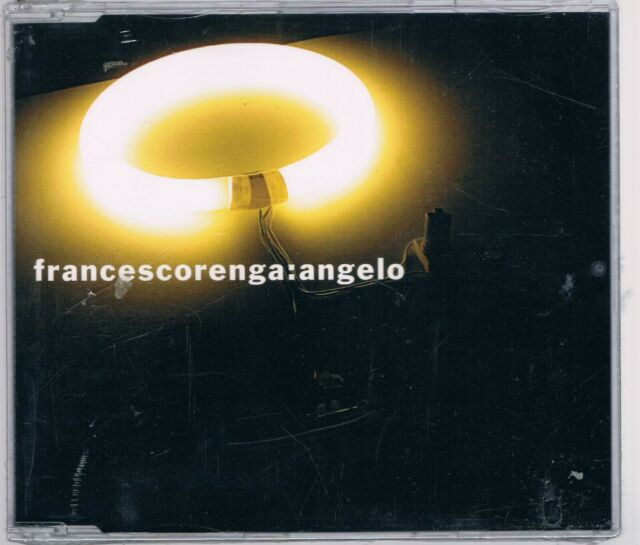 FRANCESCO RENGA ANGELO CD SINGOLO SINGLE cds SIGILLATO!!!