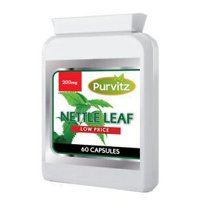 Ortica-FOGLIE-ESTRATTO-Capsule-tutta-erba-naturale-Made-UK-purvitz