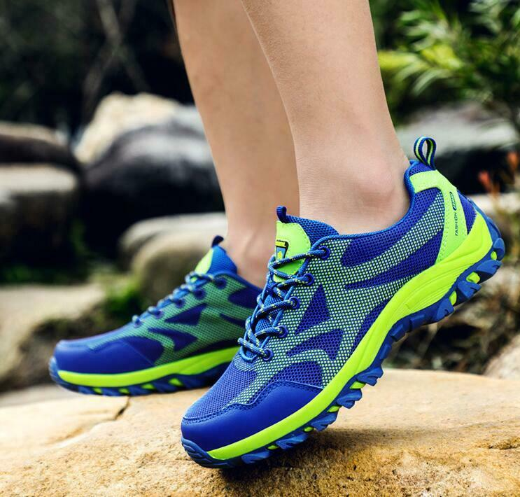 Mens Mesh Sneakers Outdoor Sports Leisure Trainers Athletic Running shoes Bt15