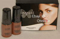 Luminess Air - Airbrush Makeup - 2 Pc Dark Shades 10 & 12 Foundation Combo