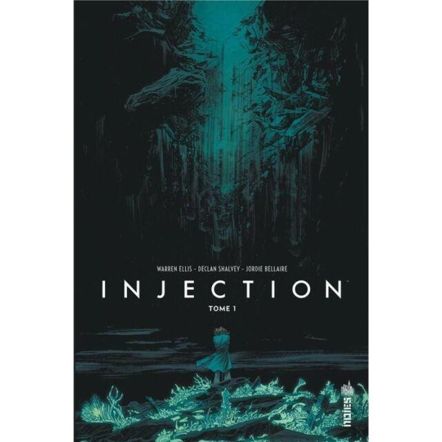 INJECTION  - TOME 1--URBAN COMICS--