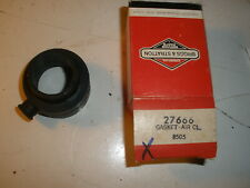 Briggs Amp Stratton Gas Engine Air Cleaner Gasket 27666 New Old Stock Vintage