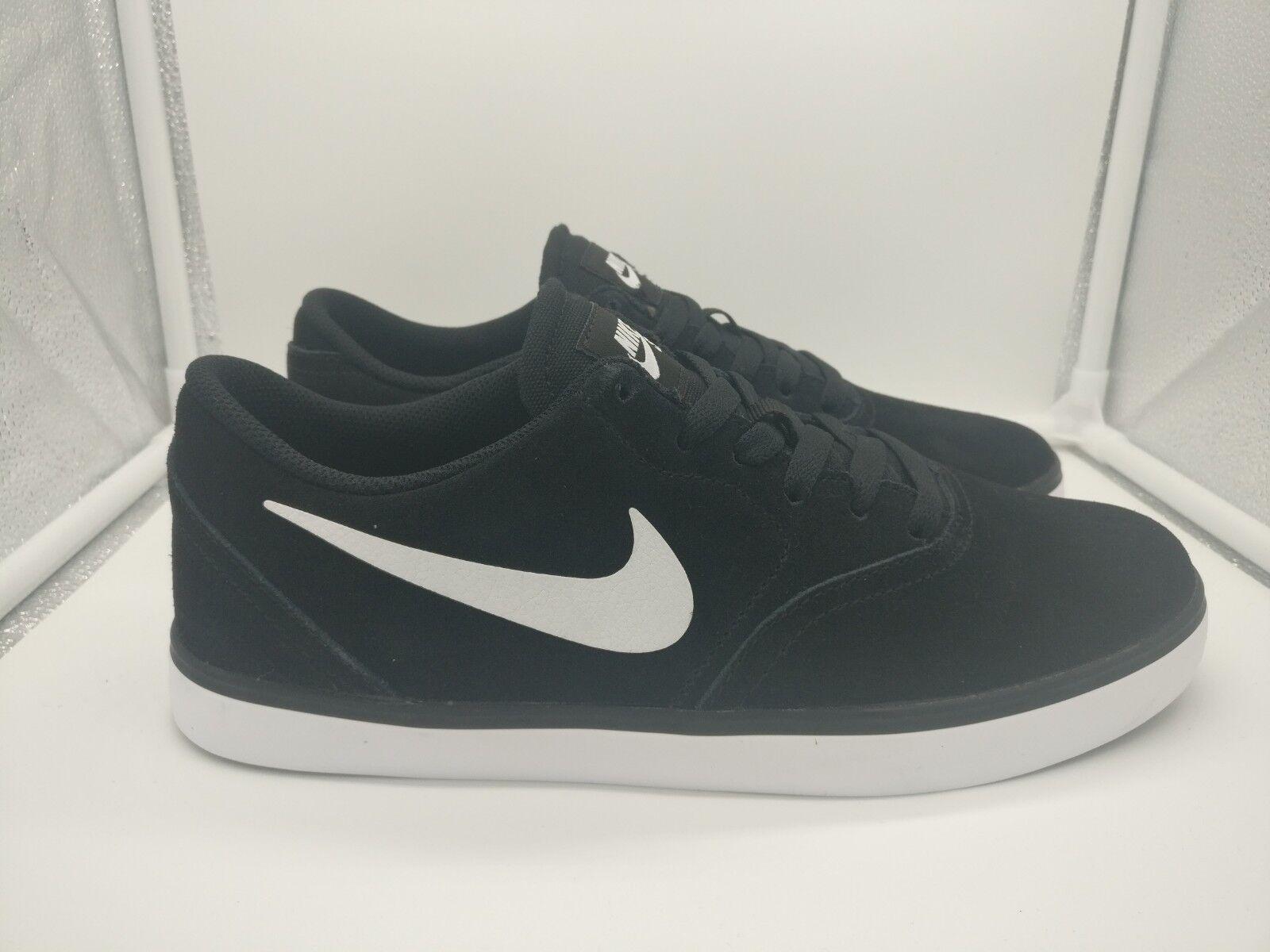 Nike SB controllo Nero Bianco 705265-006 | riduzione del prezzo  | Gentiluomo/Signora Scarpa
