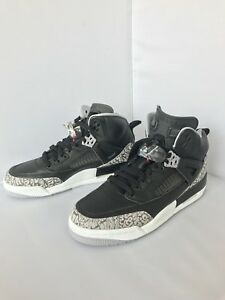 half off 6d556 9374a Image is loading NIKE-AIR-JORDAN-III-3-RETRO-OG-BG-