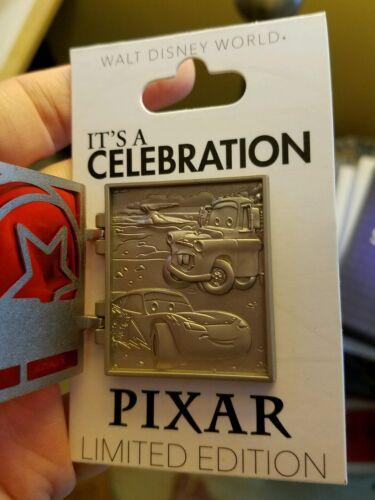 Cars LE 750 Disney Pin Details about  /WDW Pixar Party Countdown