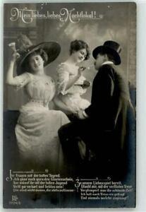 52848986-Mein-liebes-liebes-Nachtlokal-Frau-1911-Foto-AK