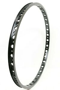 """Technique BMX Holeshot Rims 36h 622mm 29.5mm wide with eyelets 29/"""" Green anodize"""