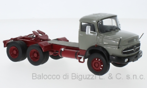 Camion-modelo-escala-1-43-IXO-modelo-MERCEDES-LS-2624-camion-camion-modellcar