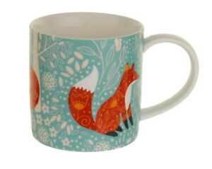 Foraging-Fox-MUG-Bone-china-par-Ulster-Weavers