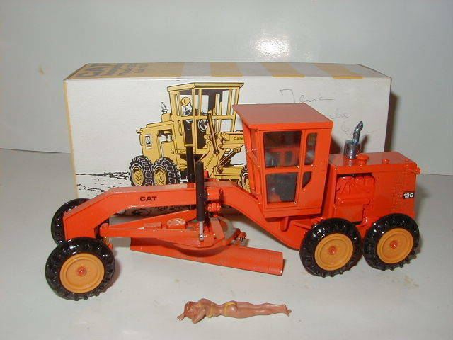 CATERPILLAR 12 G G G GRADER Orange  150.6 NZG 1 50 OVP  | Shop