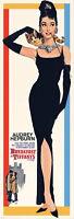 Audrey Hepburn Giant 21x62 Door Poster Actress Icon Model Glamour Lady